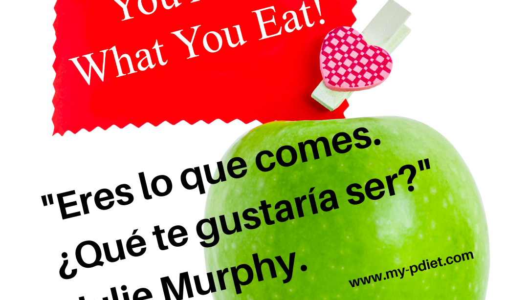 eres lo que comes