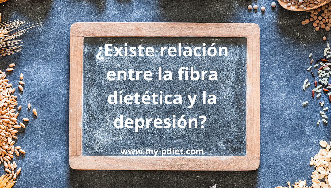 la fibra y la depresión